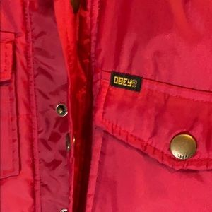 Obey Jackets & Coats - Obey quilted jacket